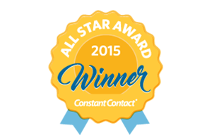 Contant Contact All Star Winner 2017
